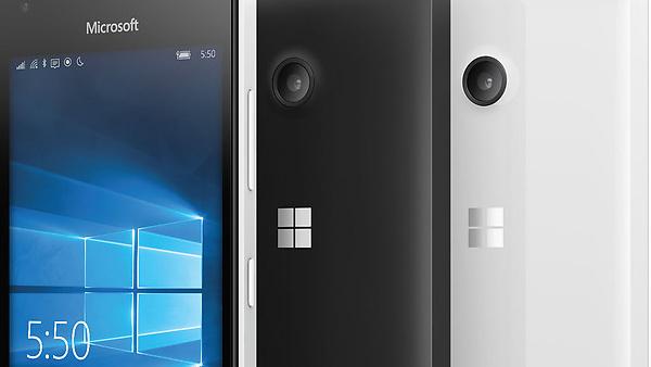 Microsoft: Lumia 550 ab 12. Dezember für 139 Euro im Handel