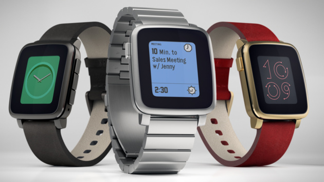 Pebble: Timeline nun auch für Pebble Classic und Steel