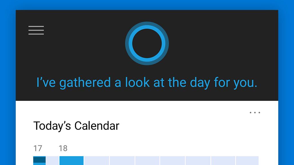Cortana: Sprachassistentin für iPhone und Android verfügbar