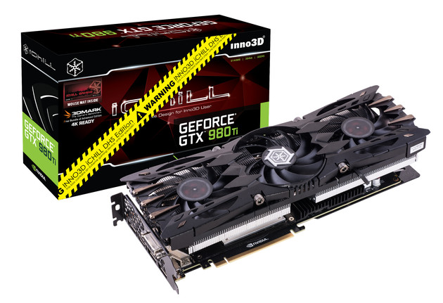 Inno3D GeForce GTX 980 Ti iChill X3 Ultra DHS Edition