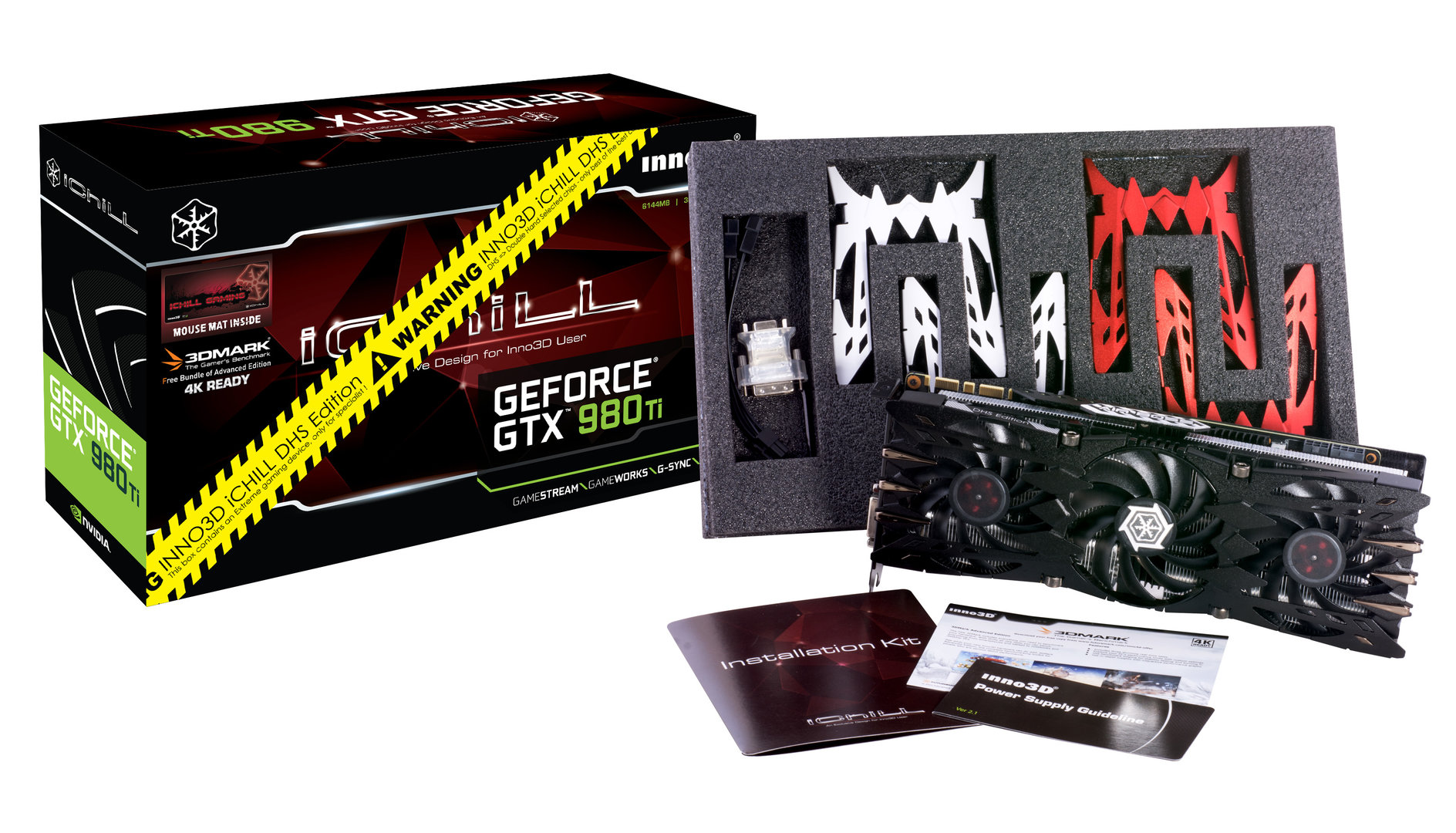 Inno3D GeForce GTX 980 Ti iChill X3 Ultra DHS Edition