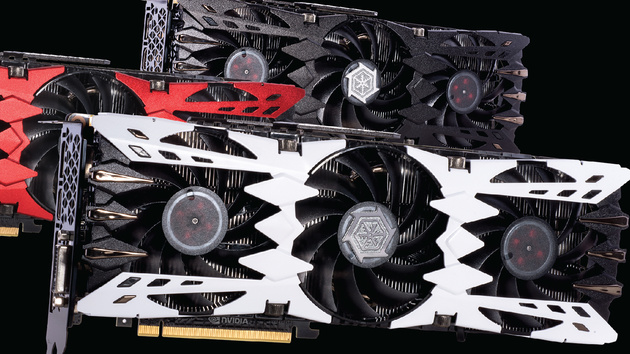 Inno3D GeForce GTX 980 Ti: iChill X3 Ultra DHS Edition mit bunten Lüfterblenden