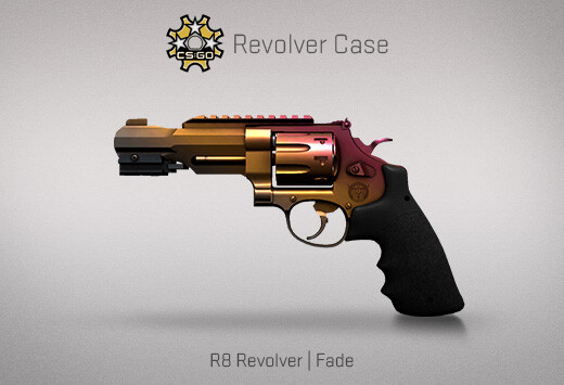 Counter-Strike: Global Offensive – Revolver Case