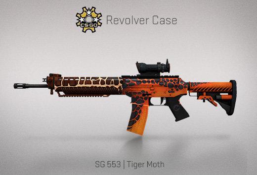 Counter-Strike: Global Offensive – Revolver Case