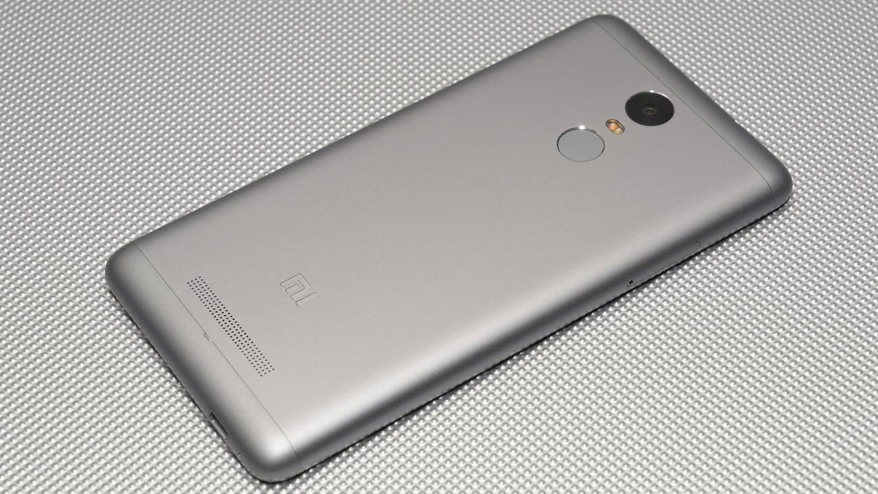 Xiaomi Redmi Note 3 im Test: China-Smartphone aus Metall für versierte Anwender