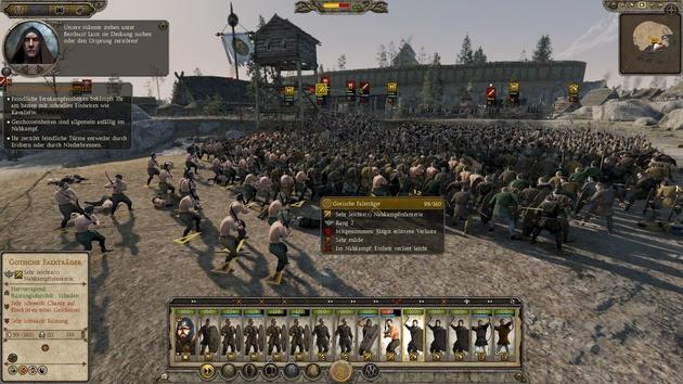 Humble Bundle: Total-War-Angebot für eine Woche neu aufgelegt