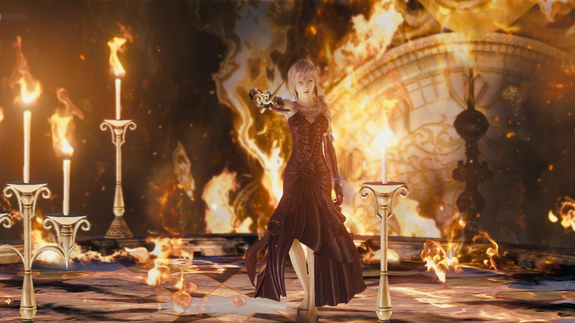 PC-Remake von Final Fantasy XIII mit Lightning Returns abgeschlossen