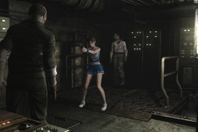 Resident Evil 0 HD-Remaster: Rebecca im Cheerleader-Dress für Vorbesteller