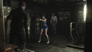 Resident Evil 0 HD-Remaster: Rebecca im Cheerleader-Dress für Vorbesteller