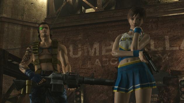 Resident Evil 0 HD-Remaster: Vorbestellphase mit Cheerleader-Kostüm