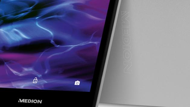 129-Euro-Tablet: Medion bietet das P8314 ab 21.Dezember bei Aldi Nord an