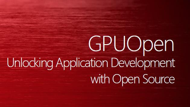 AMD GPUOpen: Direkte Kontrolle der Radeon-Hardware für Spieleentwickler