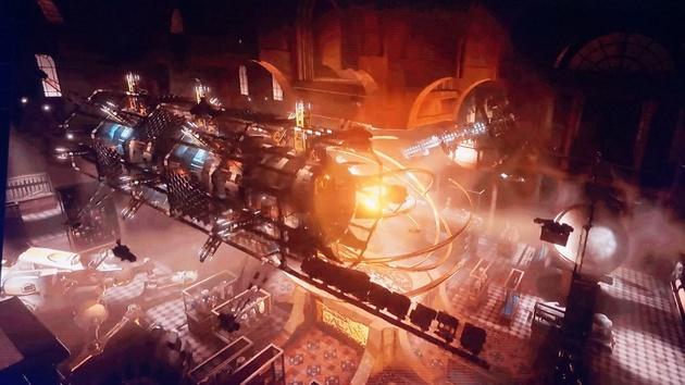 3DMark: Erste Bilder vom DirectX-12-Benchmark Time Spy