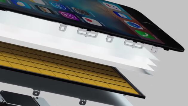 Apple: Geheimes Produktionslabor für Displays