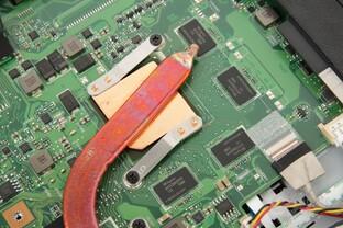 Die GeForce GTX 950M setzt auf DDR3