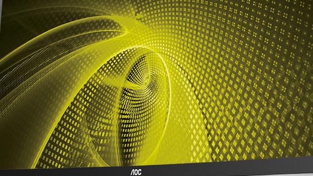 AOC-Monitore: Zur CES gibt es krumme 160Hz und Quantum Dots