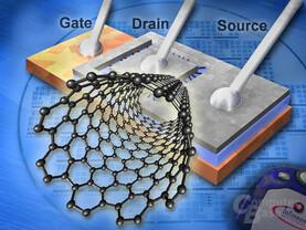 Infineon Carbon Nanotubes