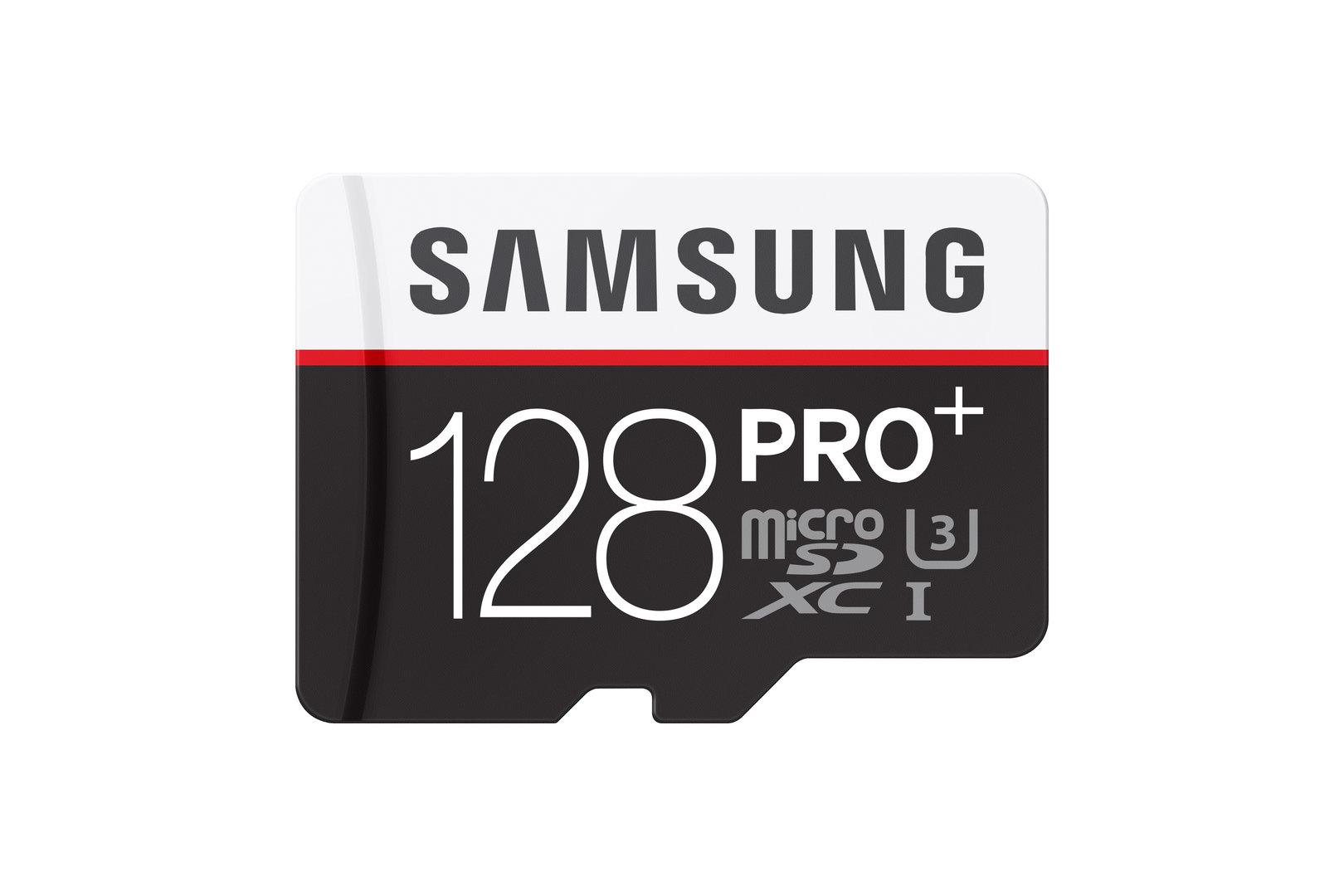 Samsung Pro Plus microSD 128 GB