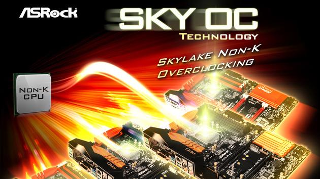 ASRock: 21 Z170-Platinen für BCLK-CPU-Overclocking freigeschaltet