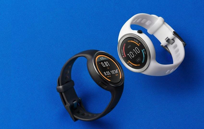 Motorola Moto 360 Sport (2. Gen.)