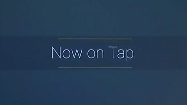 Google Now on Tap: Kontextbezogene Suche auf Deutsch und neue Funktionen