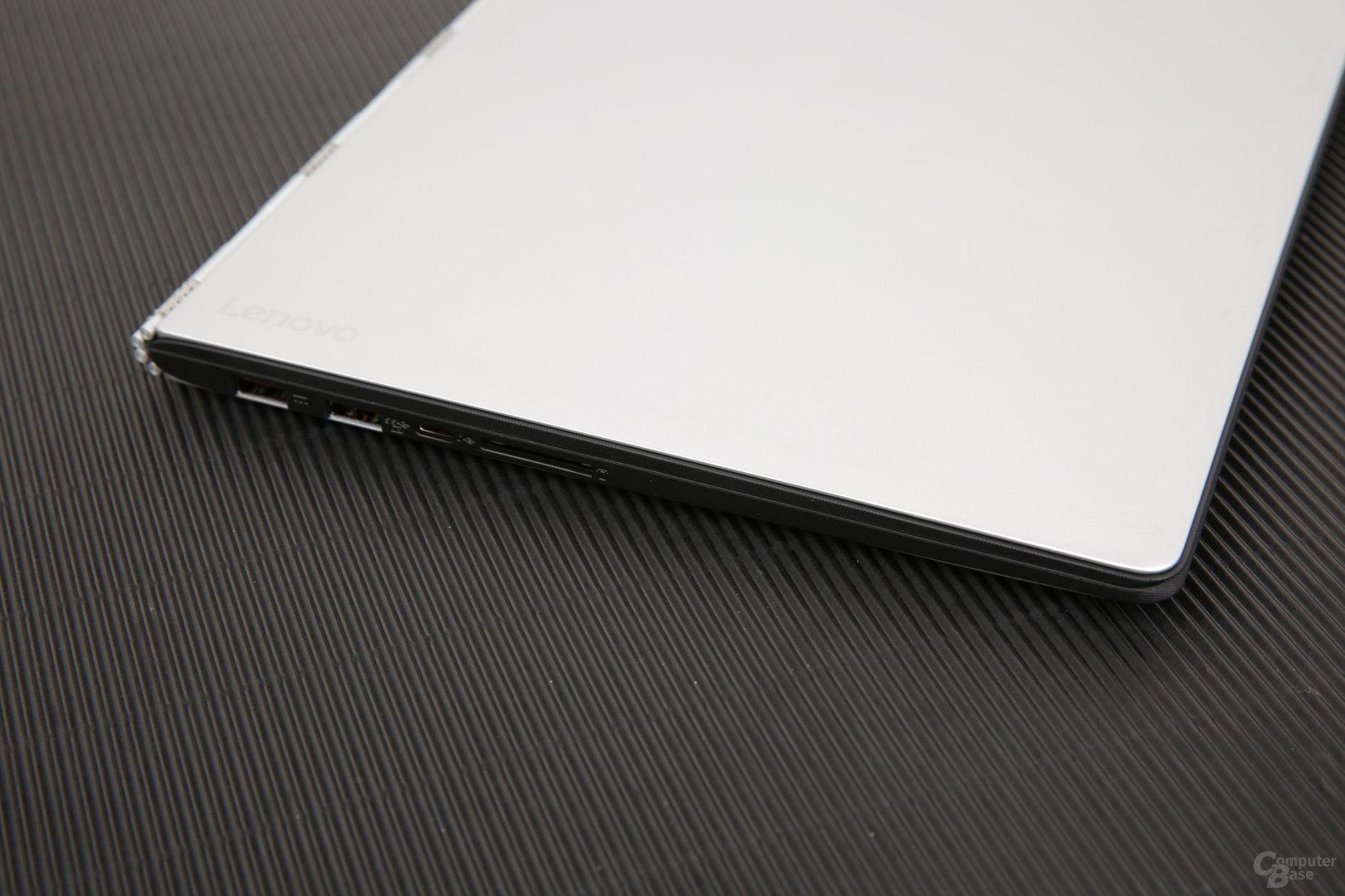 Das Yoga 900 kommt mit UBS 3.1-Type C