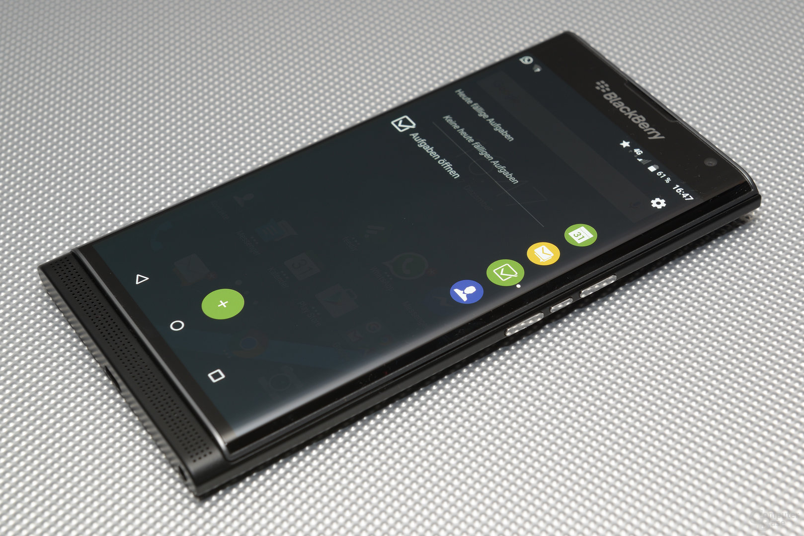 BlackBerry Priv im Test