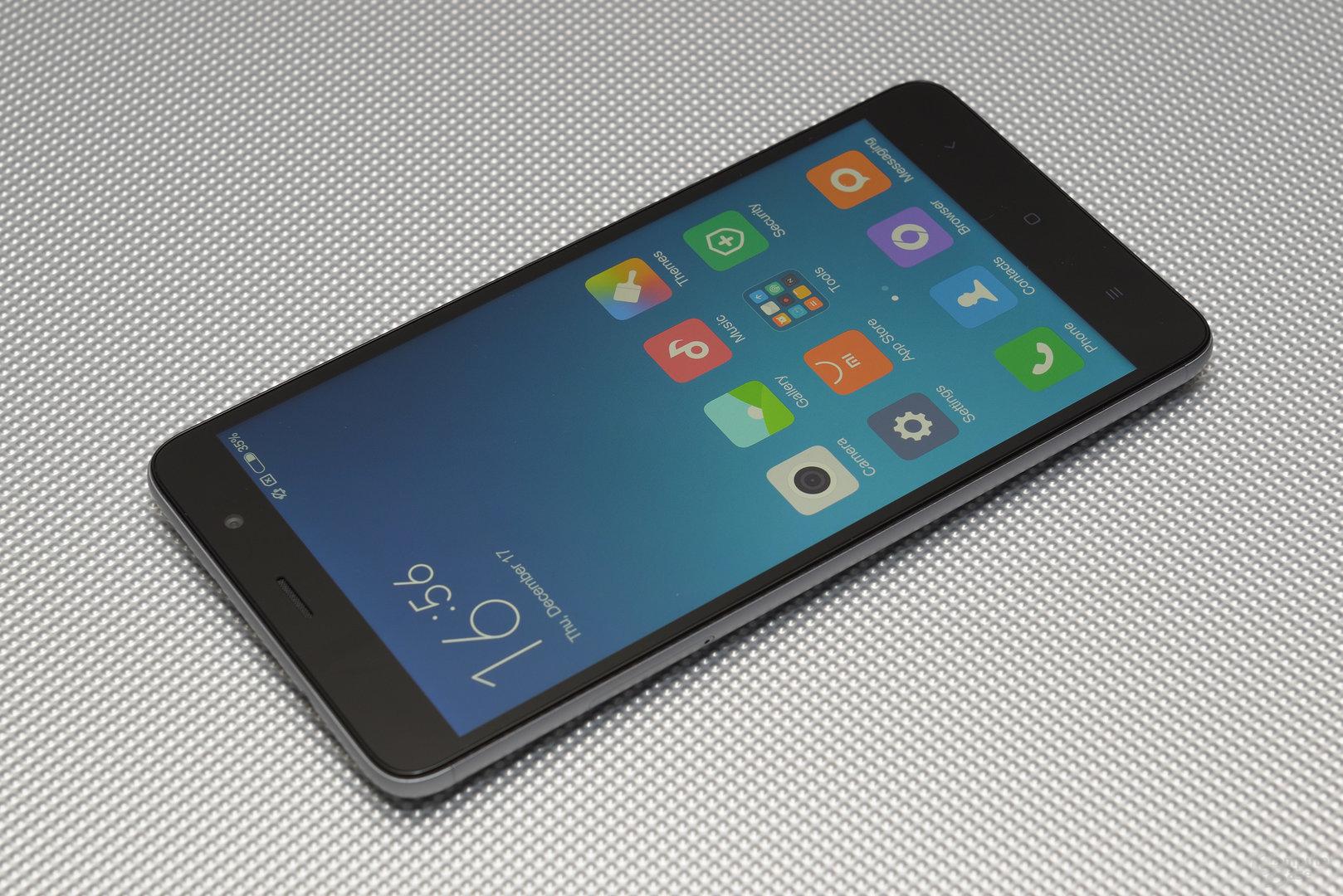 Xiaomi Redmi Note 3 im Test