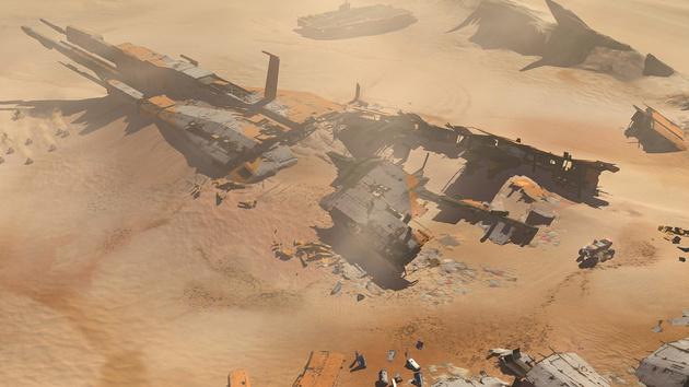 Homeworld: Deserts of Kharak erzählt Vorgeschichte der Serie