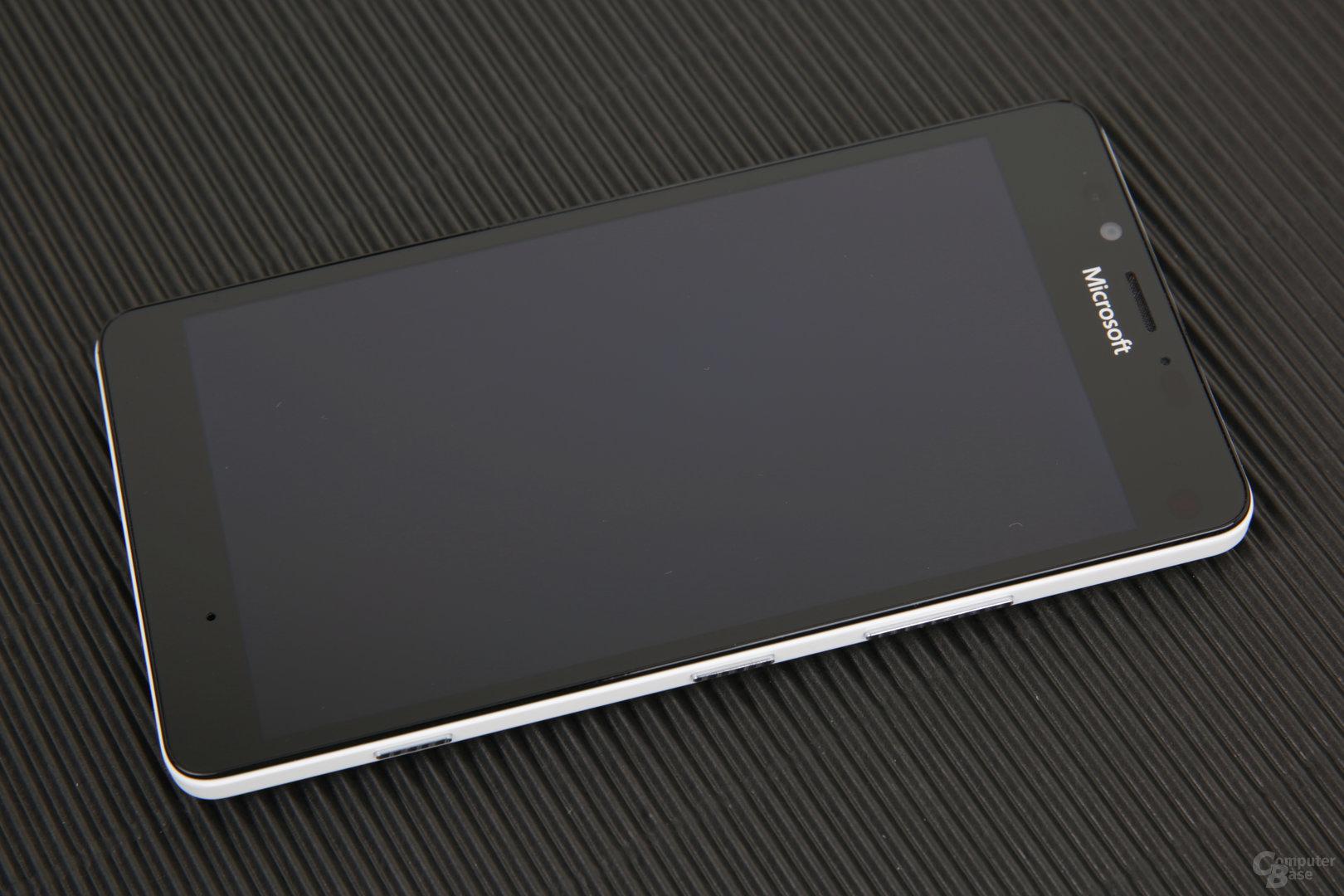 5,2 Zoll großes QHD-OLED-Display