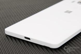 Lumia 950 mit USB Typ C