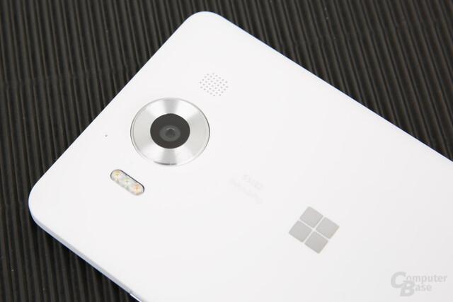 Lumia 950 mit 20-Megapixel-Kamera