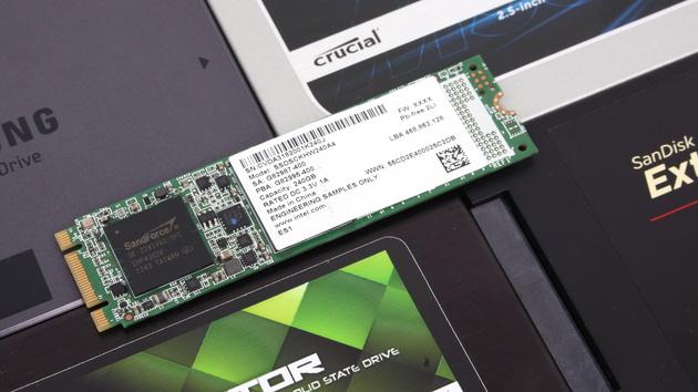 Marktübersicht SSDs: SATA und MLC bleiben Nr.1, 4‑TB‑SSDs kommen