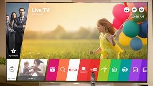 LG: Erste Smart-TVs mit webOS 3.0 auf der CES