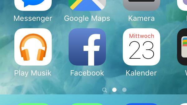iOS: Facebook unterstützt Live Photos von iPhone 6s