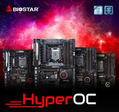 Biostar Hyper OC