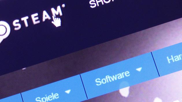 Steam: Valve behebt massive Sicherheitslücke im Shop