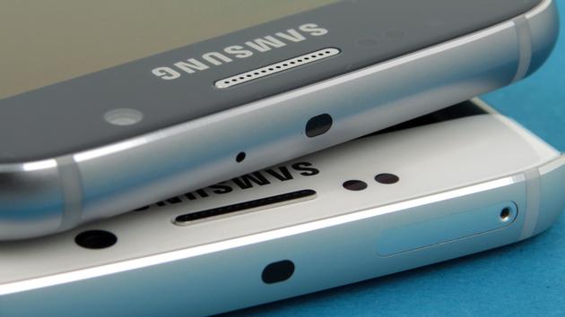 Smartphone: Samsung Galaxy S7 soll in zwei Größen kommen