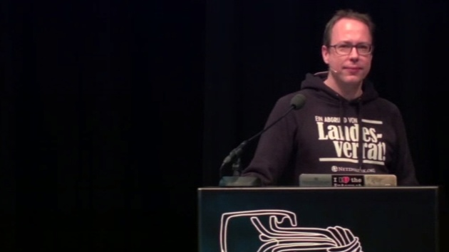 Hacker-Kongress 32C3: Was von den Landesverrat-Ermittlungen bleibt