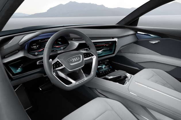 Neues Audi Virtual Cockpit