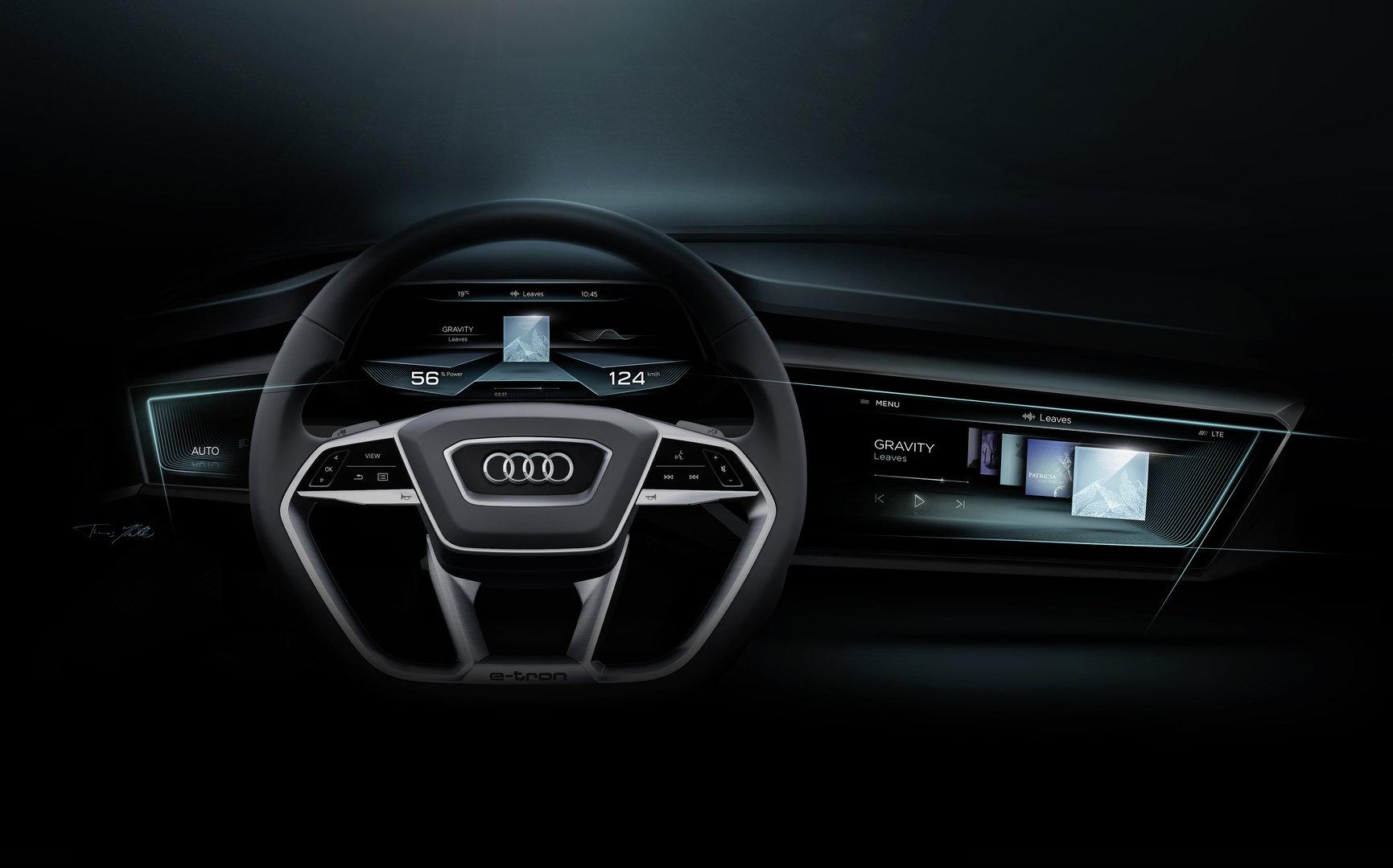 Neues Audi Virtual Cockpit
