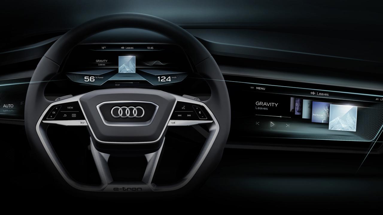 Audi: Neues Virtual Cockpit mit OLED hat 2.240 × 720 Pixel