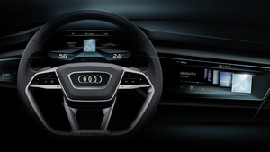 Audi: Neues Virtual Cockpit mit OLED hat 2.240 × 720 Pixel