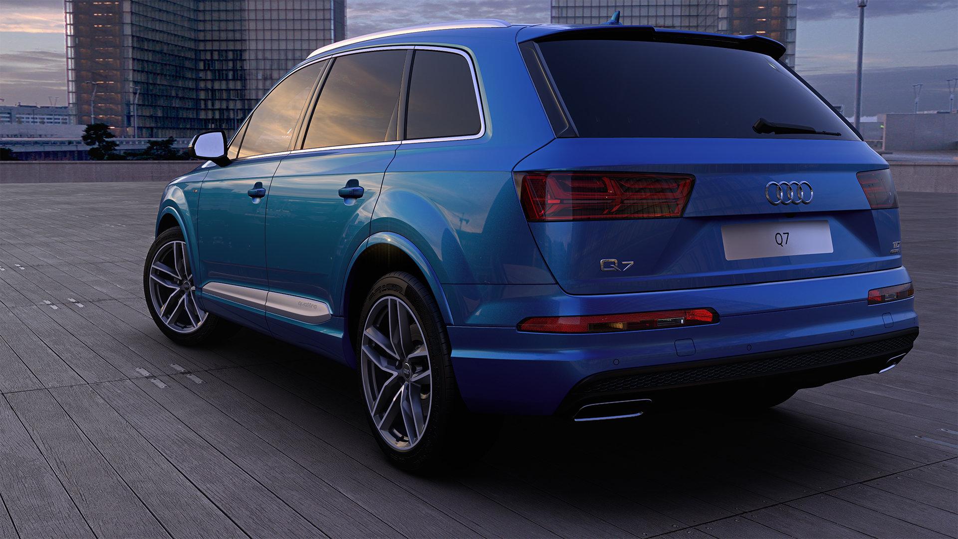 Audi Q7 im VR-Konfigurator