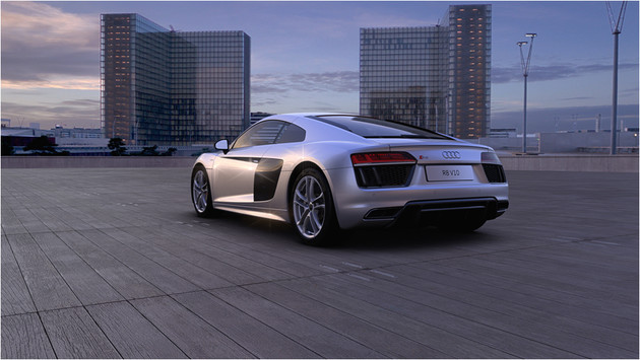 Audi R8 im VR-Konfigurator