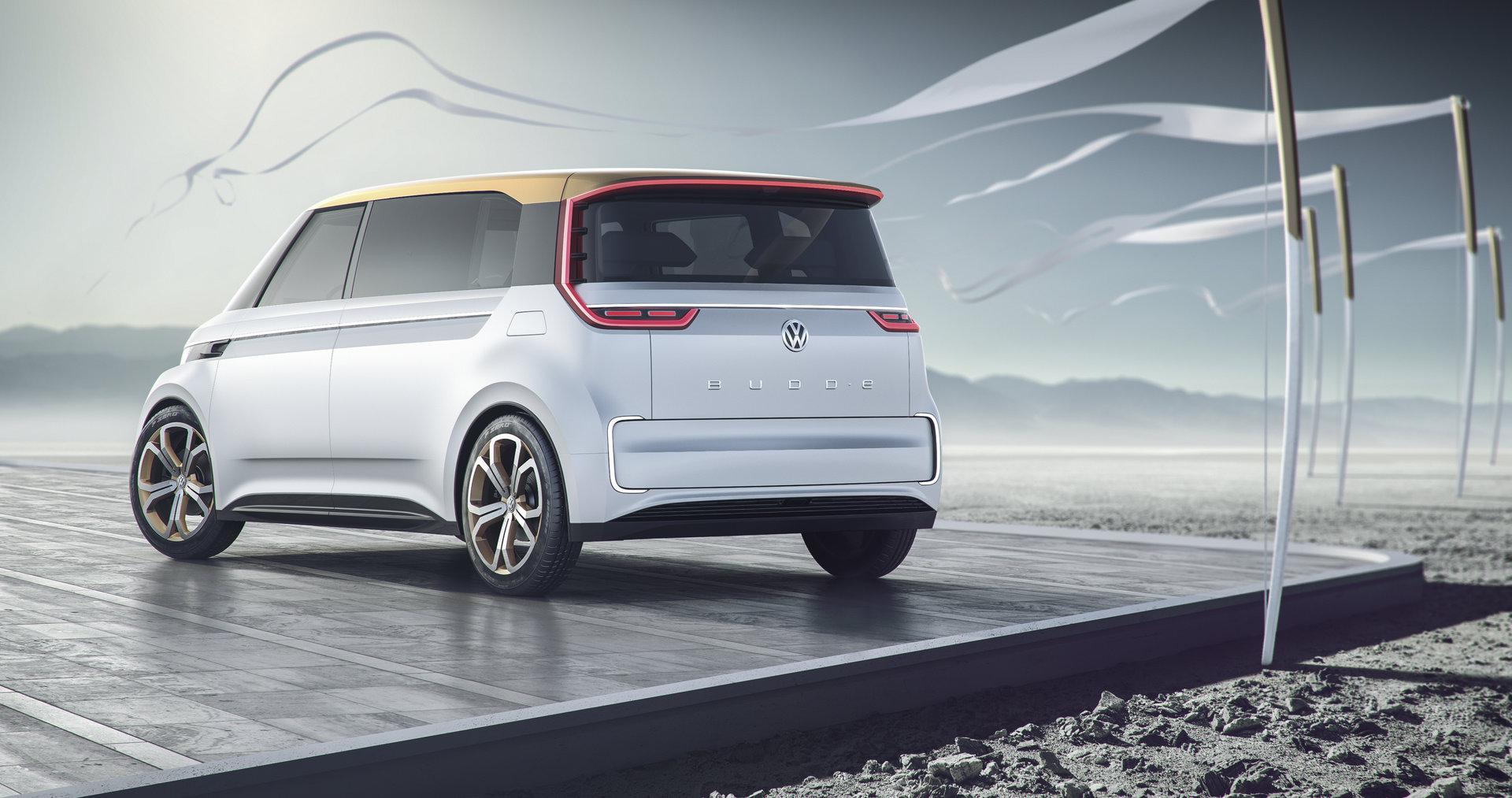 VW Budd-E