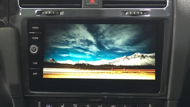 e-Golf Touch: VW zeigt neues Infotainment mit 9,2 Zoll und USB Typ C