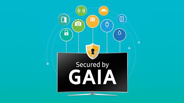 Samsung: Smart-TVs sollen zur sicheren IoT-Schaltzentrale werden