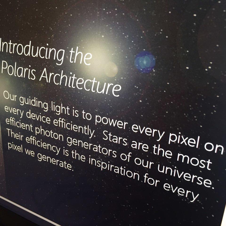 AMDs neue GPU-Architektur heißt Polaris