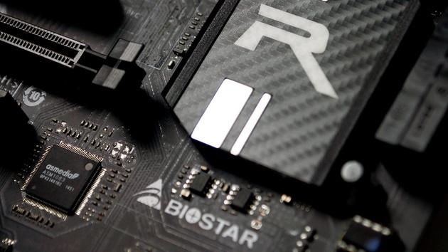 Biostar-Racing-Serie: Drei Mainboards mit LEDs und Carbon für Skylake